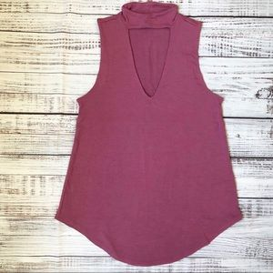 Express Sleeveless Top